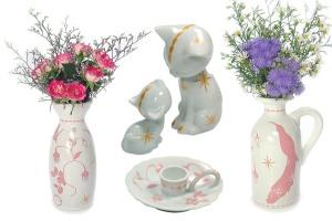 conjunto porcelana